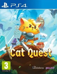 Cat Quest for PS4