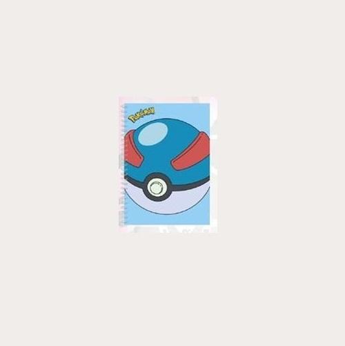 Pokemon Notebook Pokeball Great