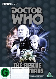 Doctor Who: The Rescue/The Romans on DVD