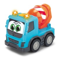 Dickie Toys: Happy Truck - Cement Truck
