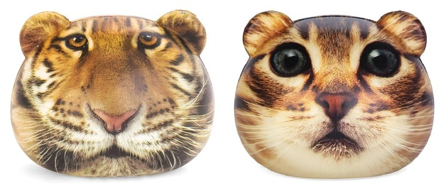 Kikkerland: Feline Time - CatStress Ball (Assorted Designs)