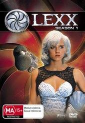 Lexx - Season 1 (4 Disc Set) on DVD