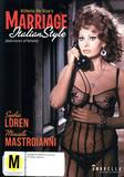 Marriage Italian Style on DVD