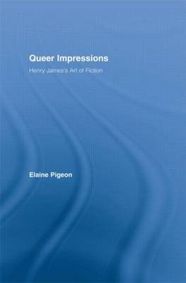Queer Impressions by Elaine Pigeon