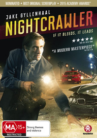 NightCrawler on DVD
