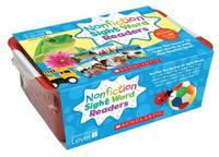 Nonfiction Sight Word Readers Classroom Tub Level B by Liza Charlesworth