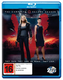 V - The Complete Second Season on Blu-ray