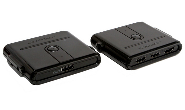 Joytech Fusion HDMI Tri Link Switcher for PS3 image
