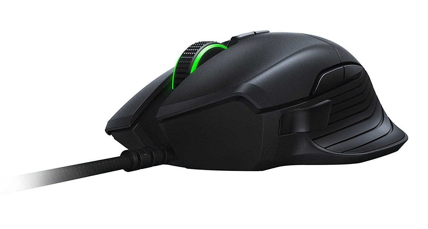 Razer Basilisk Wired Gaming Mouse for PC Games image
