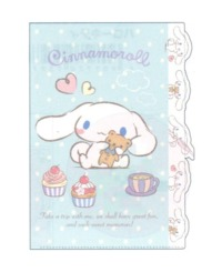 Hello Kitty: Sanrio Collection 2 - Die-cut Clear File (Cinnamoroll)