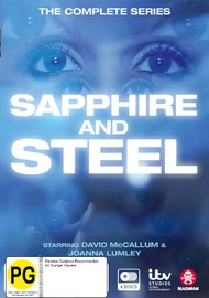 Sapphire And Steel on DVD