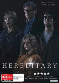 Hereditary on DVD