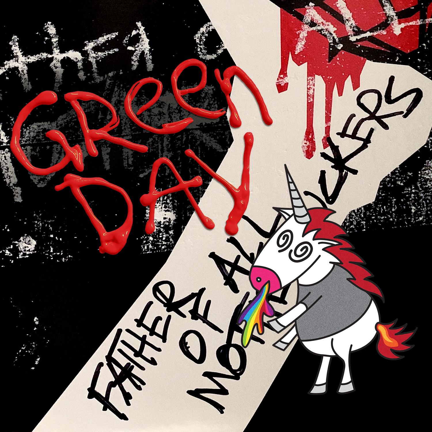 Father Of All by Green Day image