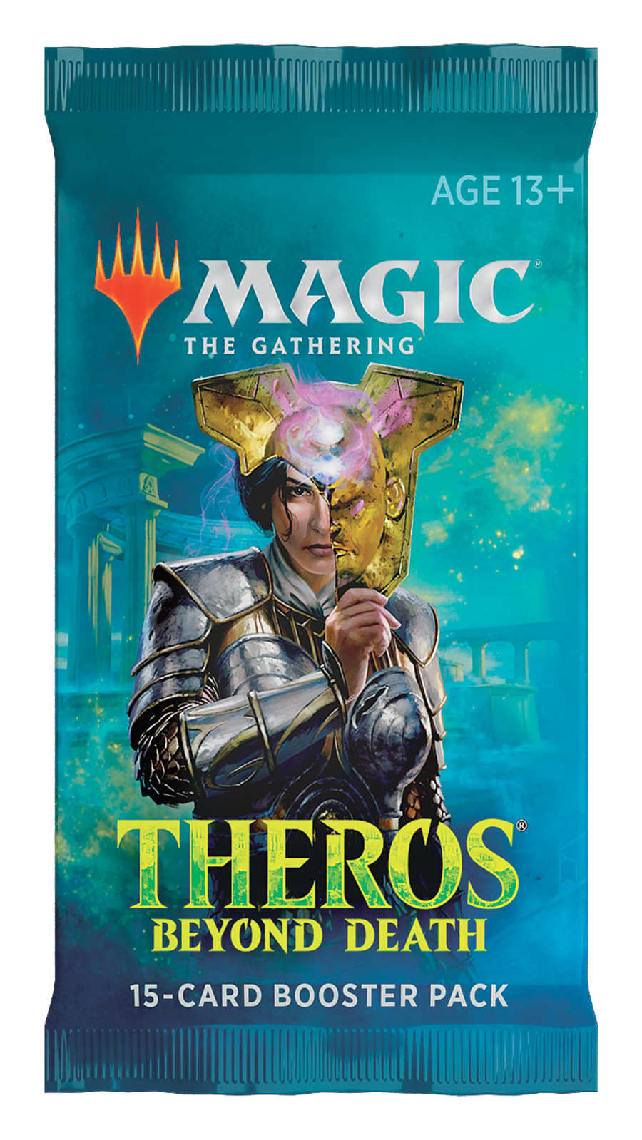 Magic The Gathering: Theros Beyond Death Single Booster (15 Cards) image