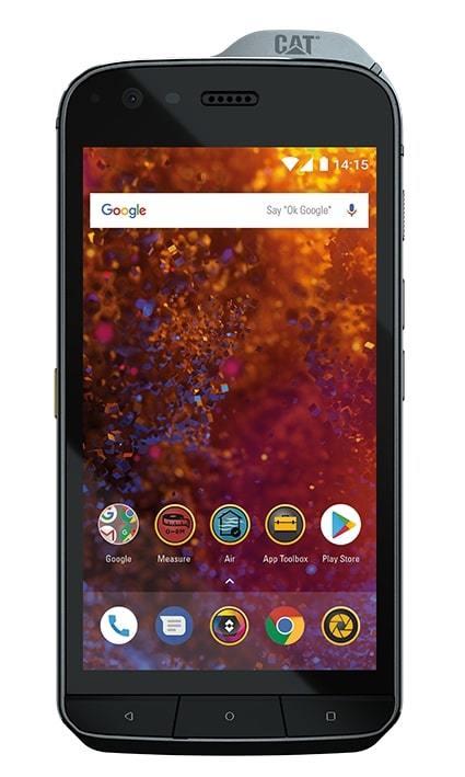 CAT S61 Premium Rugged Business Smartphone 64GB
