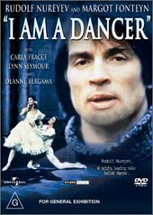 I Am A Dancer on DVD