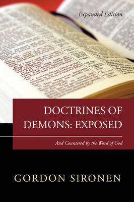 Doctrines of Demons... Exposed by Gordon Sironen image