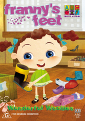 Franny's Feet - Wonderful Woolies on DVD