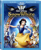 Snow White and the Seven Dwarfs (1937) (2 Disc Set) + DVD on DVD, Blu-ray