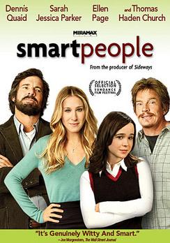 Smart People on DVD
