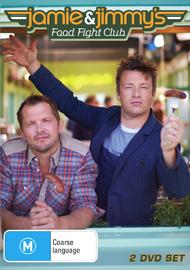 Jamie & Jimmy's Food Fight Club on DVD