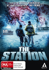 The Station on DVD