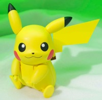 S.H.Figuarts Pokemon: Pikachu - Action Figure