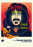 Frank Zappa - Roxy: The Movie (Live At The Roxy Theatre, California / 1973) DVD