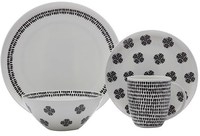 Maxwell & Williams Cashmere Midnight Rain Dinnerset (16 Piece)