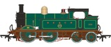 Hornby: Wainwright H Class 0-4-4T SECR