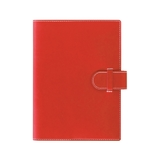 Arles A5 2018 Daily Diary - Coral Red
