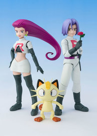 Pokemon: Team Rocket - S.H.Figuarts Set