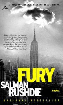 Fury by Salman Rushdie image