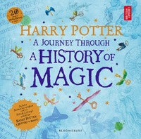 Harry Potter - A Journey Through A History of Magic by British Library image