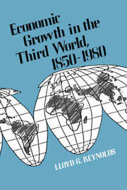 Economic Growth in the Third World by Lloyd G. Reynolds