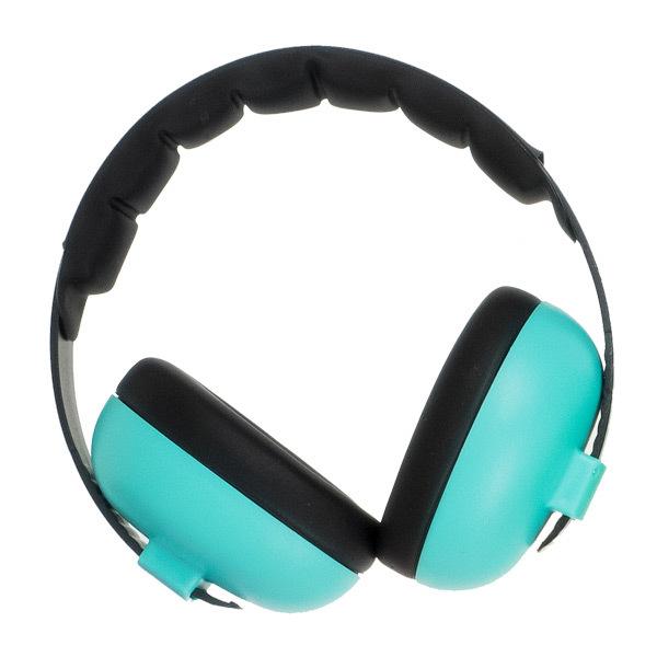 Banz Mini Earmuffs - Aqua image