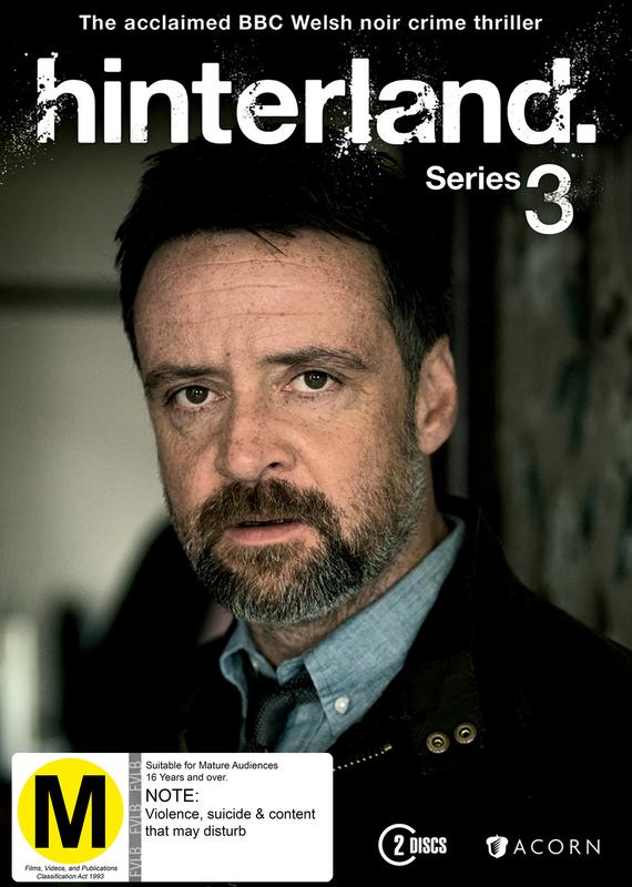 Hinterland - Series 3 on DVD