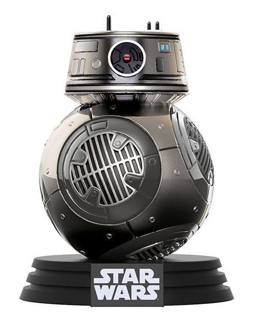Star Wars: The Last Jedi - BB-9E (Hematite) Pop! Vinyl Figure