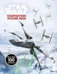 Starfighters Sticker Book by Star Wars