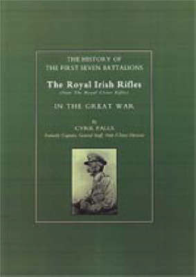 History of the First Seven Battalions by Cyril Falls image