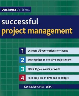 Successful Project Management by Ken Lawson image
