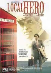 The Local Hero on DVD