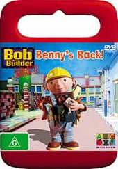 Bob The Builder - Benny's Back! on DVD