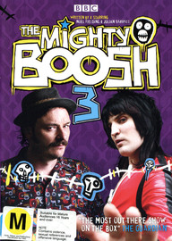 The Mighty Boosh - Series 3 on DVD