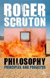 Philosophy by Roger Scruton image
