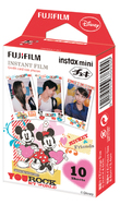 Fujifilm Instax Mini Film 10 Pack - Mickey Mouse