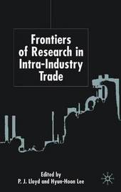 Frontiers of Research in Intra-Industry Trade image
