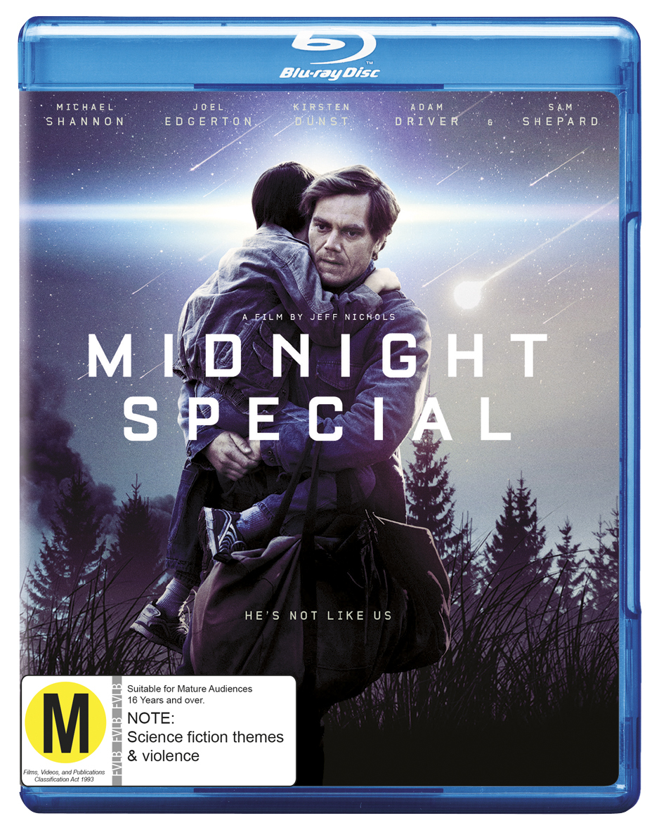 Midnight Special on Blu-ray image