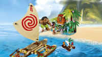 LEGO Disney: Moana's Ocean Voyage (41150) image
