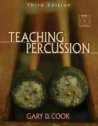 Teaching Percussion by Cook
